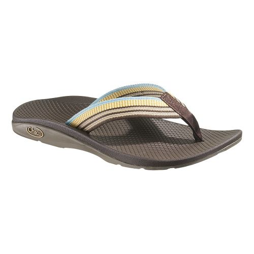 Womens Chaco Flip EcoTread Sandals Shoe - Carnival 7