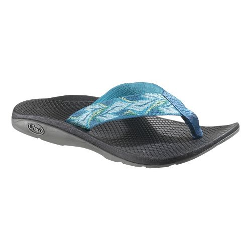 Womens Chaco Flip EcoTread Sandals Shoe - Flourish 12