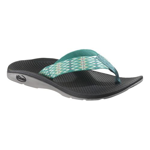 Womens Chaco Flip EcoTread Sandals Shoe - Missoni 9