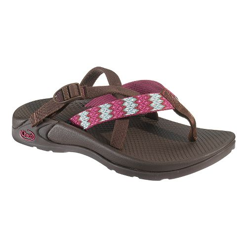 Womens Chaco Hipthong Two Ecotread Sandals Shoe - Woven 5