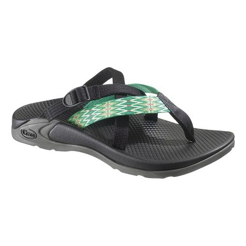 Womens Chaco Hipthong Two Ecotread Sandals Shoe - Missoni 10