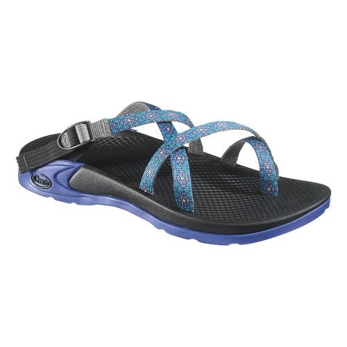 Womens Chaco Zong EcoTread Sandals Shoe - Crystals 5