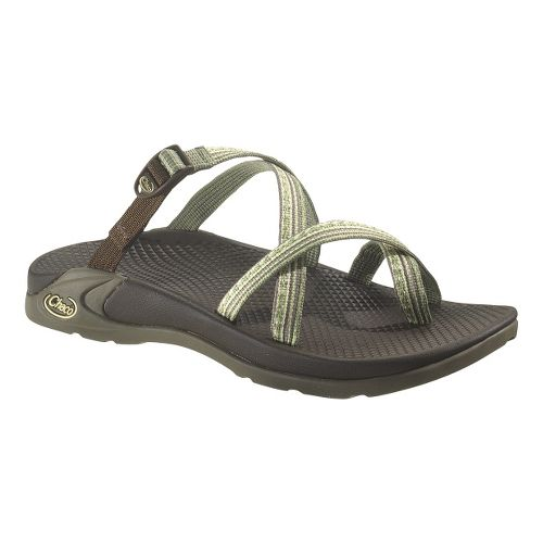 Womens Chaco Zong EcoTread Sandals Shoe - Rows 6