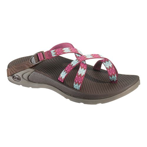Womens Chaco Zong EcoTread Sandals Shoe - Woven 7