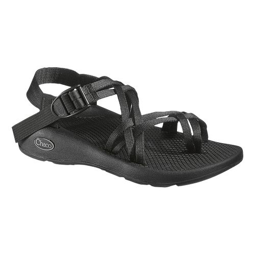 Womens Chaco ZX/2 Yampa Sandals Shoe - Black 8