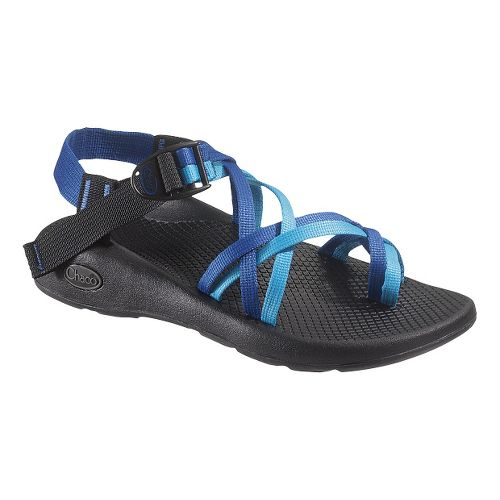 Womens Chaco ZX/2 Yampa Sandals Shoe - Blue 9