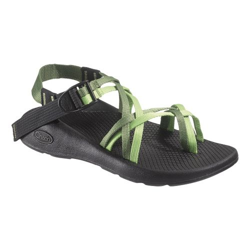 Womens Chaco ZX/2 Yampa Sandals Shoe - Green 5