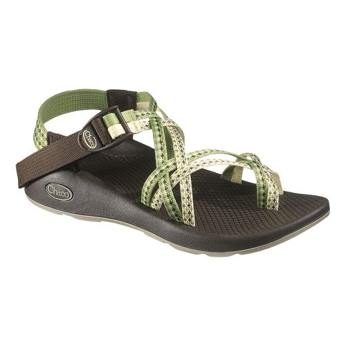 Womens Chaco ZX/2 Yampa Sandals Shoe - Leaf Piles 11