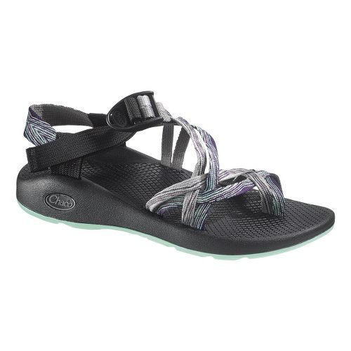 Womens Chaco ZX/2 Yampa Sandals Shoe - Pixel Weave 6