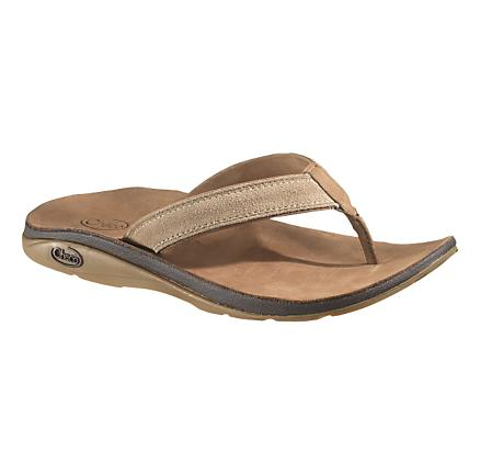 Womens Chaco Leather Flippa EcoTread Sandals Shoe