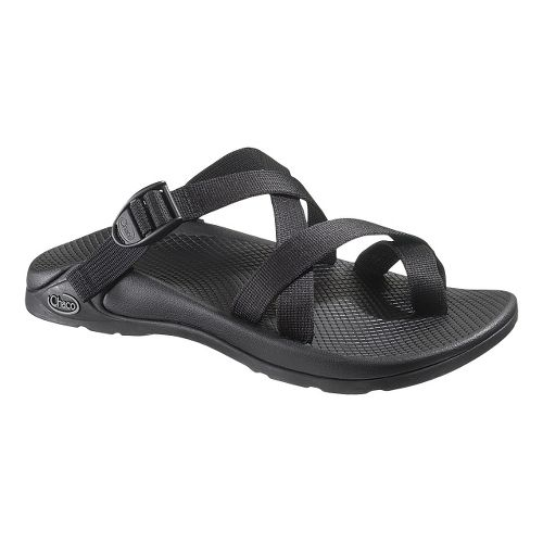 Mens Chaco Zong EcoTread Sandals Shoe - Black 13