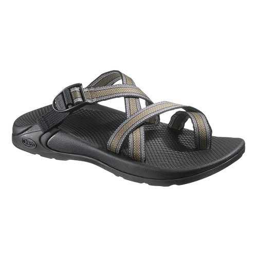 Mens Chaco Zong EcoTread Sandals Shoe - Metal 12