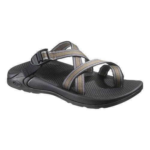 Mens Chaco Zong EcoTread Sandals Shoe - Metal 8