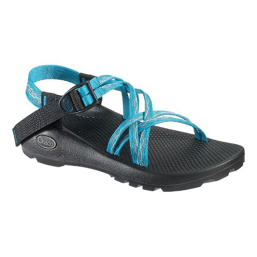 Womens Chaco ZX/1 Unaweep Sandals Shoe - Layered Waves 6
