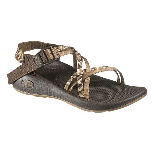 Womens Chaco ZX/1 Yampa Sandals Shoe - Woodstain 7