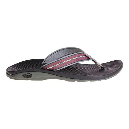 Mens Chaco Flip EcoTread Sandals Shoe - Perentile Slate 15