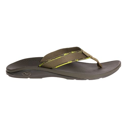 Mens Chaco Flip EcoTread Sandals Shoe - Bowling Green 15