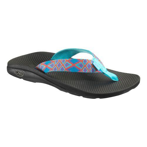 Mens Chaco Flip EcoTread Sandals Shoe - Fishtail 9