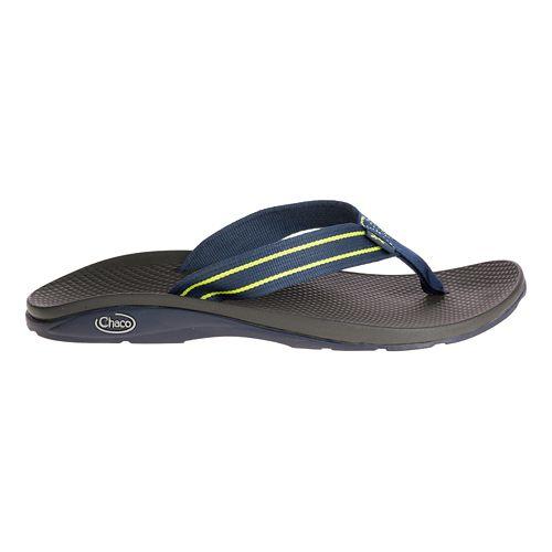 Mens Chaco Flip EcoTread Sandals Shoe - Chain Eclipse 15
