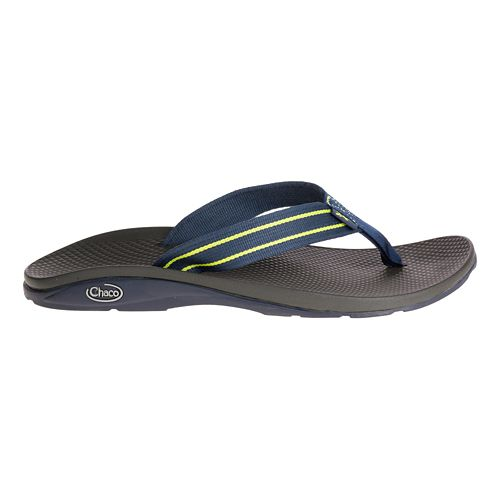 Mens Chaco Flip EcoTread Sandals Shoe - Chain Eclipse 9