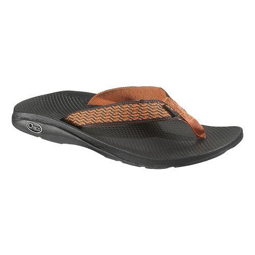 Mens Chaco Flip EcoTread Sandals Shoe - Trail 8