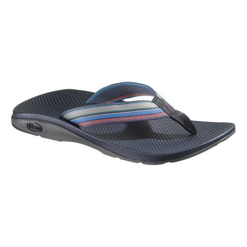 Mens Chaco Flip EcoTread Sandals Shoe - Stripeadelic 11