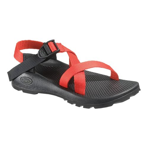 Womens Chaco Z1 Unaweep Sandals Shoe - Red 9