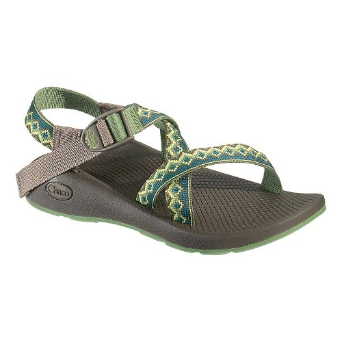 Womens Chaco Z1 Yampa Sandals Shoe - Diamond Eyes 10
