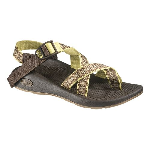 Womens Chaco Z2 Yampa Sandals Shoe - Grasshopper 5