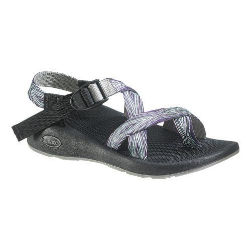 Womens Chaco Z2 Yampa Sandals Shoe - Pixel Weave 6