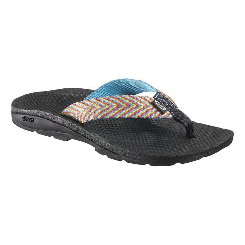 Womens Chaco Flip Vibe Sandals Shoe - Fiesta 5