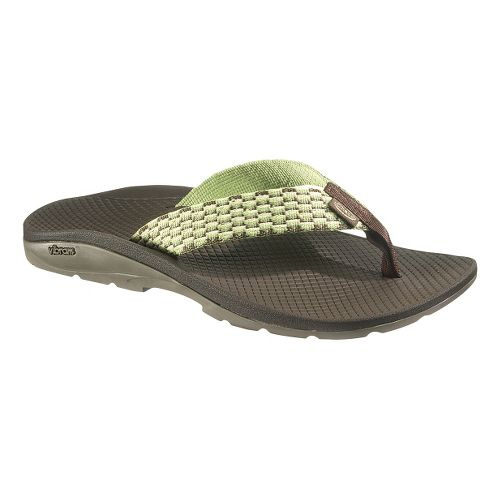 Womens Chaco Flip Vibe Sandals Shoe - Lily Pad 12