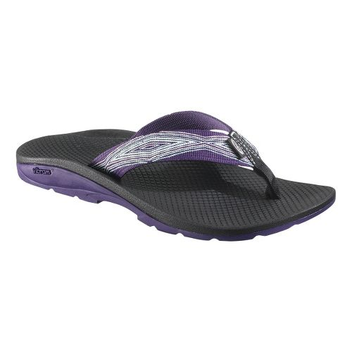 Womens Chaco Flip Vibe Sandals Shoe - Pixel Weave 5