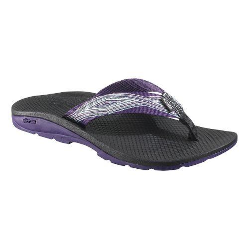 Womens Chaco Flip Vibe Sandals Shoe - Pixel Weave 8