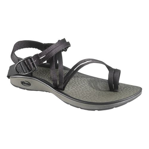 Womens Chaco Fantasia Sandals Shoe - Black 8