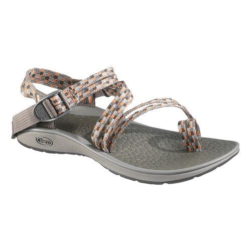 Womens Chaco Fantasia Sandals Shoe - Box Of Crayons 10