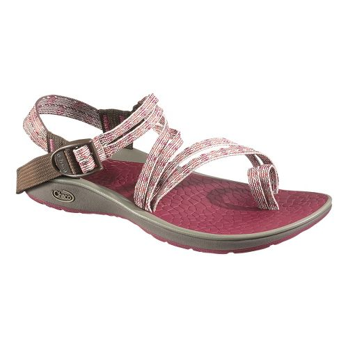 Womens Chaco Fantasia Sandals Shoe - Cycloid Scale 6