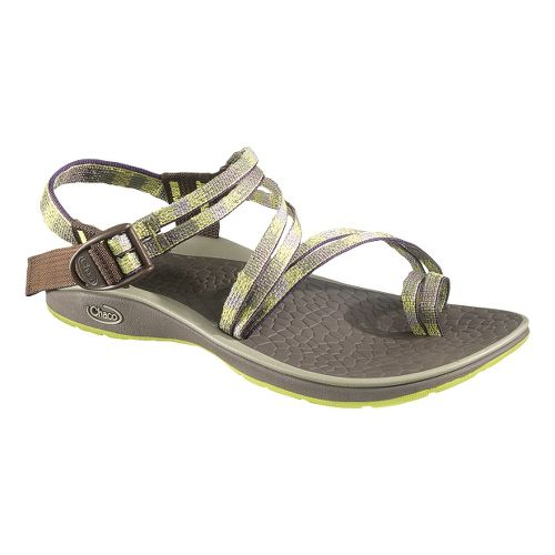 Womens Chaco Fantasia Sandals Shoe - Summer Sunset 5