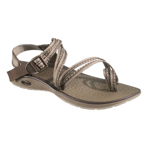 Womens Chaco Fantasia Sandals Shoe - Stitch Brown 7