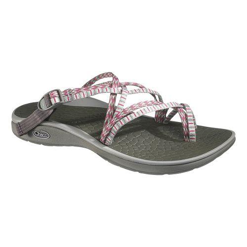 Womens Chaco Sleet Sandals Shoe - Collision 5