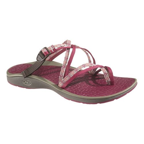 Womens Chaco Sleet Sandals Shoe - Cycloid Scale 5