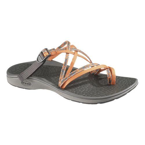 Womens Chaco Sleet Sandals Shoe - Digital Diamond 5