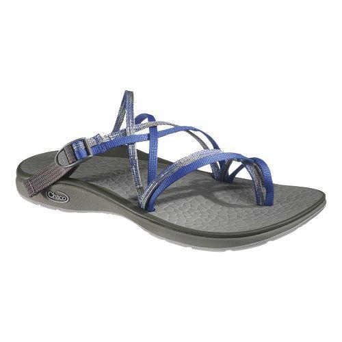 Womens Chaco Sleet Sandals Shoe - Merged 9