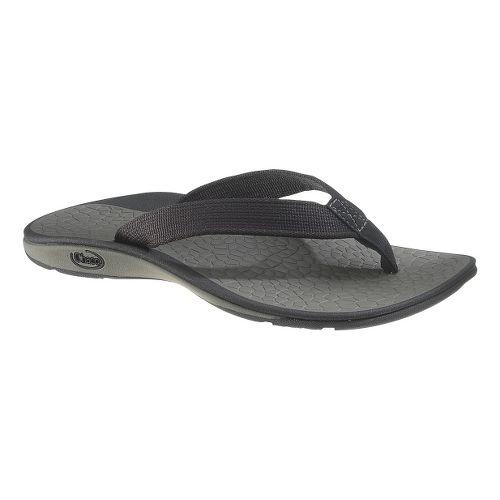 Womens Chaco Fathom Sandals Shoe - Black 5