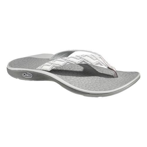 Womens Chaco Fathom Sandals Shoe - Overlap 10