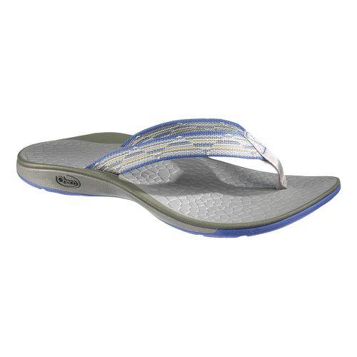 Womens Chaco Fathom Sandals Shoe - Peaks 9