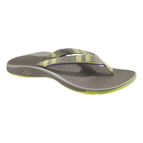 Womens Chaco Fathom Sandals Shoe - Summer Sunset 5