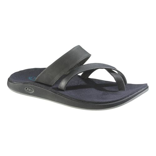 Womens Chaco Stowe Sandals Shoe - Black 8