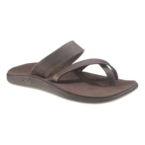 Womens Chaco Stowe Sandals Shoe - Chocolate Brown 10