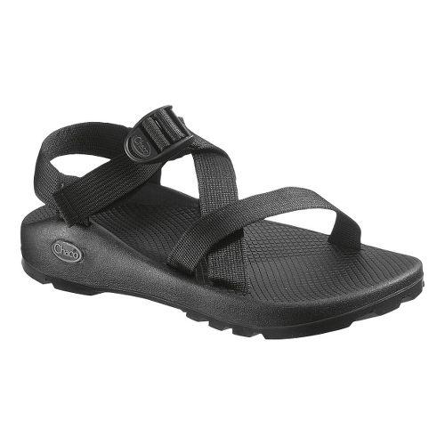 Mens Chaco Z1 Unaweep Sandals Shoe - Black 12